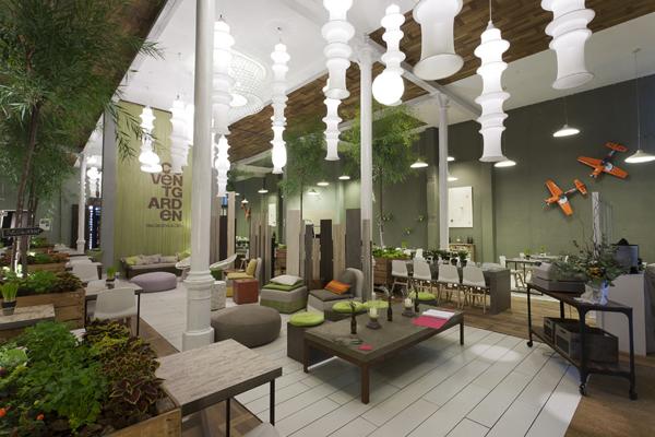Recorre con diariodesign los mejores espacios de casa decor barcelona y gana dos entradas - Casa bonay barcelona ...