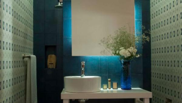 Muebles Para Baño Oaxaca: de colores las cuales conviven con los muebles más contemporáneos de