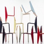 Colección Jean Prouvé sillas
