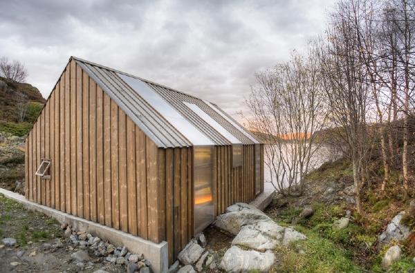 boathouse casa de verano en noruega diariodesign