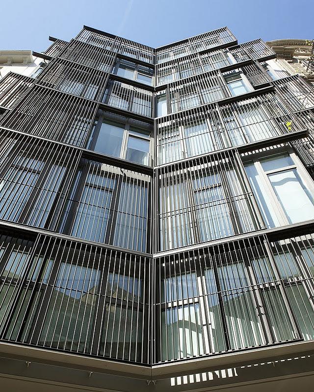The mirror hotel by gca arquitectos asociados urban for Hotel the mirror