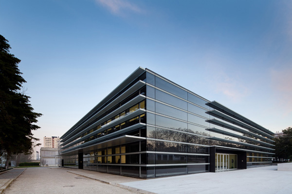 Laboratorio Central Epal En Lisboa Dise 241 O De Gon 231 Alo