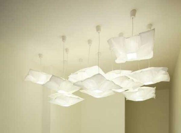 Ikea y teresa sapey unidos en la creaci n de la sala vip - Lamparas de papel ikea ...