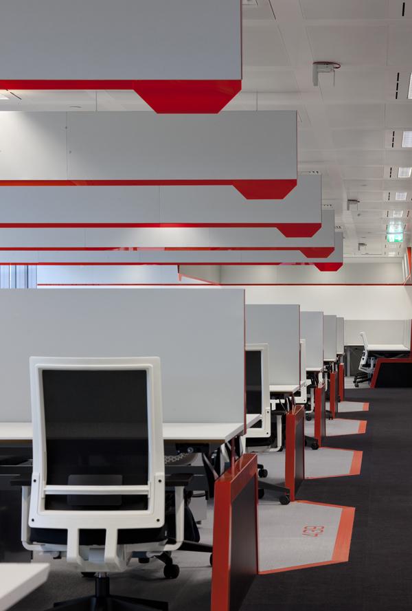 Penson redise a las oficinas centrales de google en for Ahorramas telefono oficinas centrales