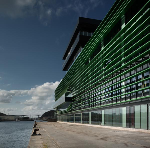 Acxt arquitectos proyecta la nueva sede del grupo idom en - Arquitectos en bilbao ...