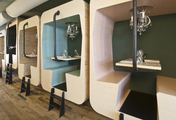 El estudio creativo tjep. propone un nuevo concepto de restaurante ...
