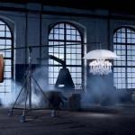 Lámpara Marie Coquine Philippe Starck Baccarat. 2011