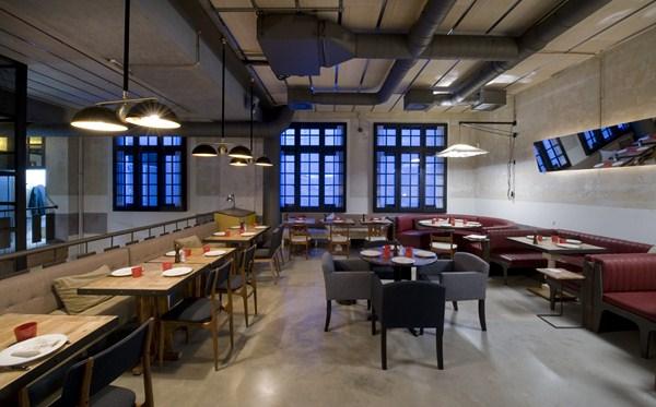 Restaurante Casa Paloma En Barcelona C 225 Lido Ambiente