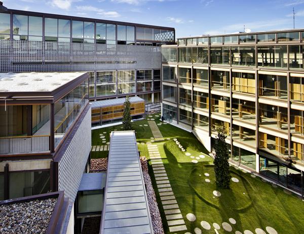 el coam colegio arquitectos madrid inaugura lasede On colegio oficial de arquitectos madrid