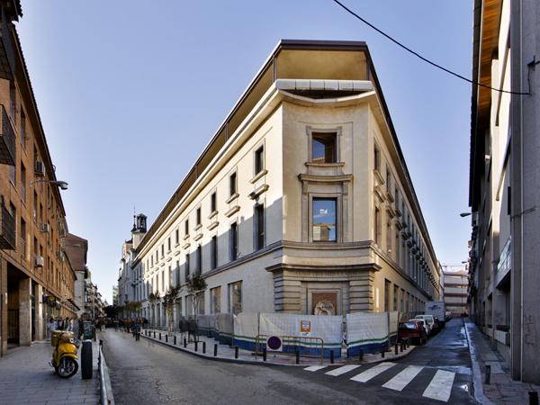 El coam colegio arquitectos madrid inaugura lasede - Colegio oficial arquitectos madrid ...
