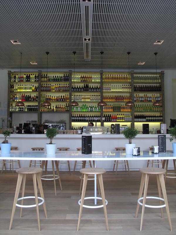 Restaurante Lateral Castellana 42 en madrid