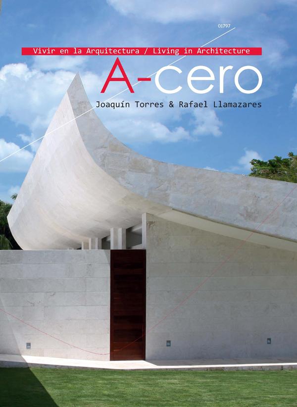 Un nuevo libro recoge el universo arquitect nico de - Rafael llamazares arquitecto ...