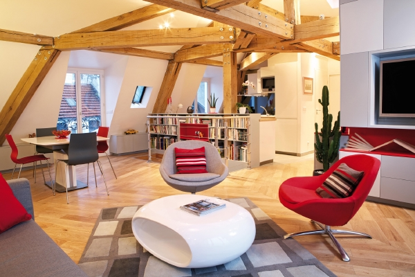 Le loft des innocents un peque o tico que renace con for 1 loft