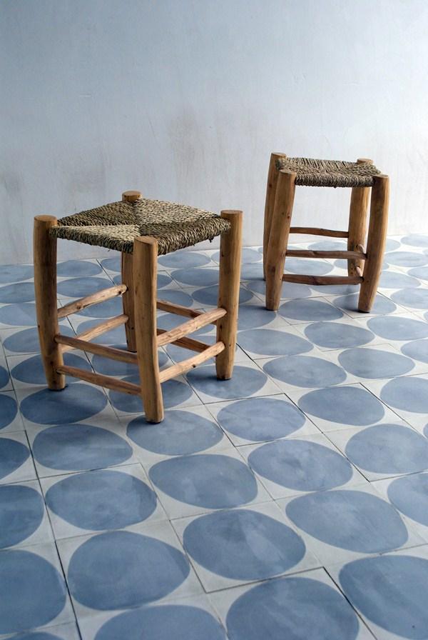 suelo hidráulico cement tiles