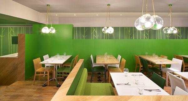 Ask Italian Hertford Un Restaurante 39 Verde 39 Y Minimalista