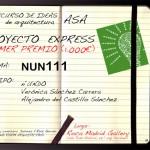 premio proyecto express