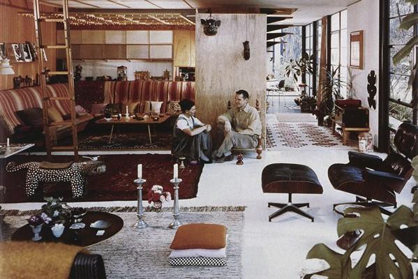Los Muebles de Charles y Ray Eames; Vitra expone en La ...