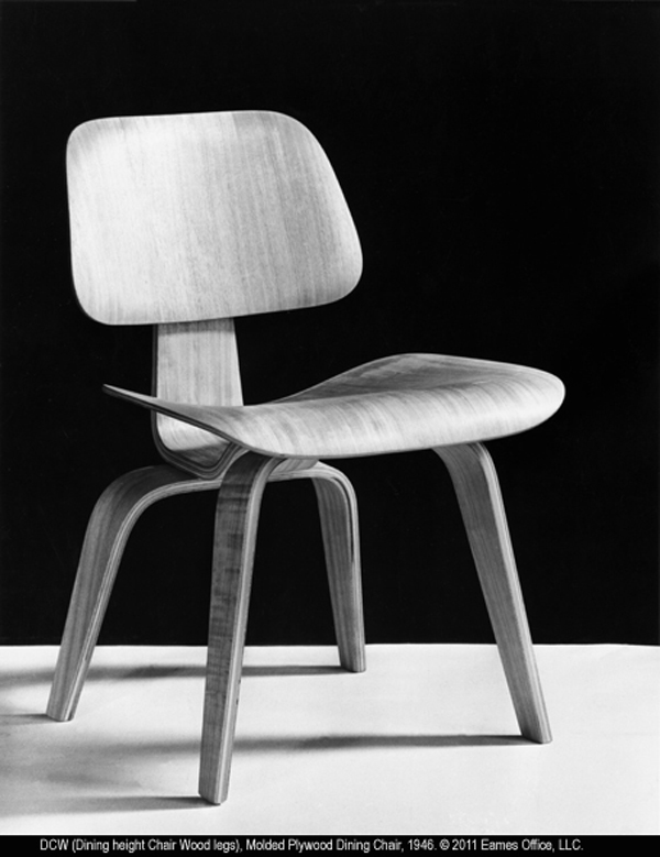 silla plywood group eames diariodesign