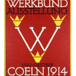 Fritz Hellmut Ehmcke: German Werkbund exhibition Cologne 1914