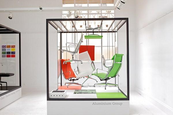 Desde diariodesign te ofrecemos un recorrido gr fico por for Exposicion muebles barcelona