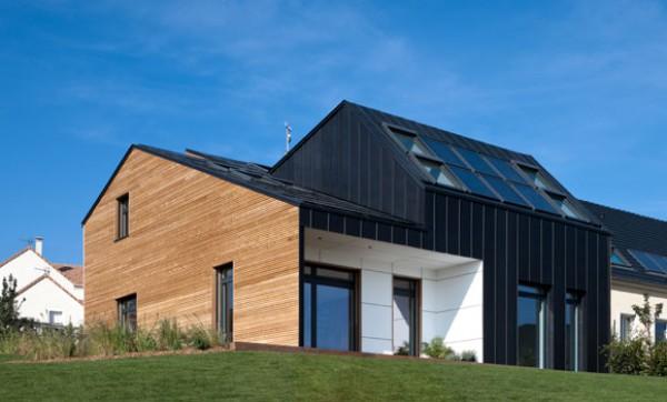 Te gustar a vivir en una casa eco por un tiempo velux for Maison saine air et lumiere