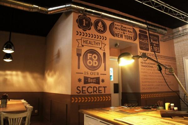 La Pepita Burger Bar Un Local De Vigo Que Rompe Con La