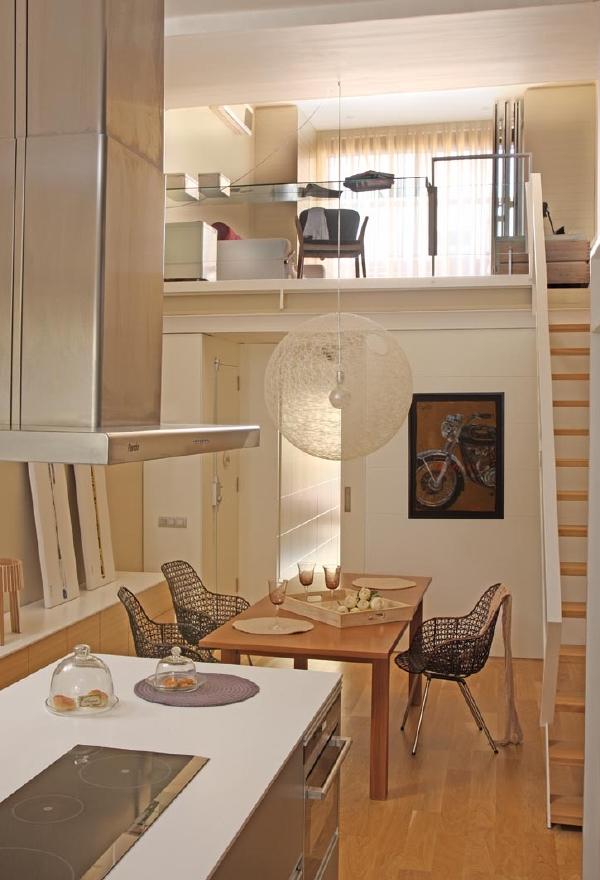 C mo reconvertir un loft di fano en una encantadora y Apartamentos con altillo
