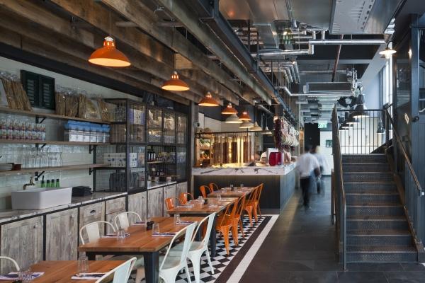 jamie's italian restaurante jamie oliver stratford diariodesign