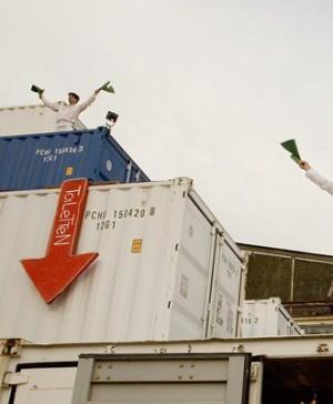 8 ciudad container