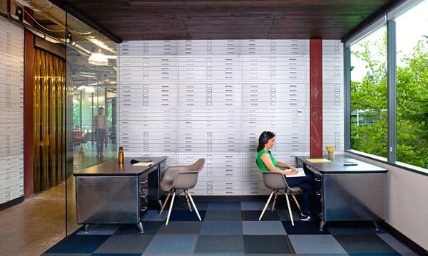 O a y microsoft dise an la oficina del futuro en el for Oficinas microsoft