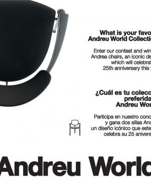 CONCURSO ANDREU WORLD_ANDREA