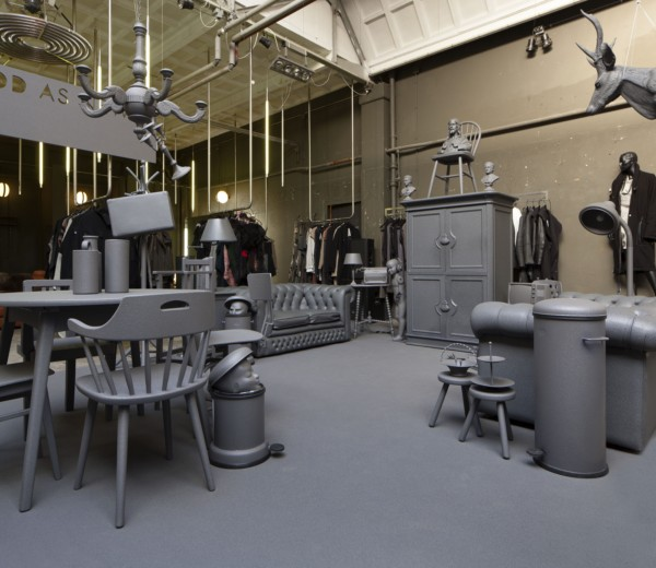 Asgoodasnew muebles de segunda mano convertidos en piezas for Muebles vintage barcelona segunda mano