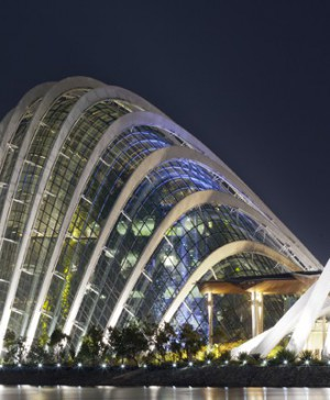 Display Cooled Conservatories