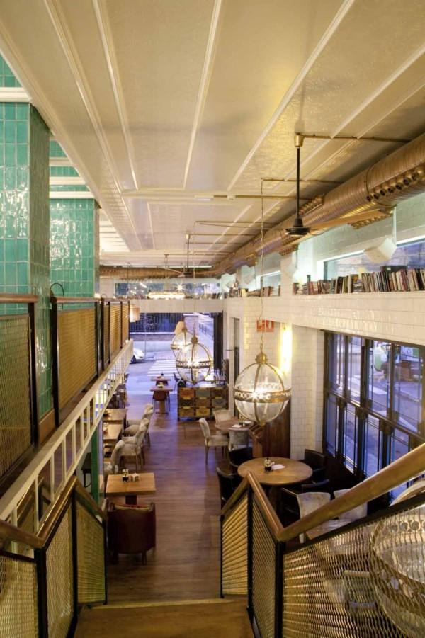 restaurante casa mono en madrid