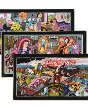 Grayson Perry The Vanity of Small Differences 1 (1)