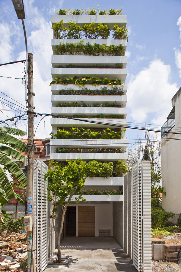 Stacking Green House Architecture Festival 2012 diariodesign