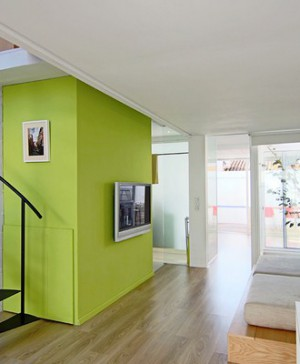4 fly house