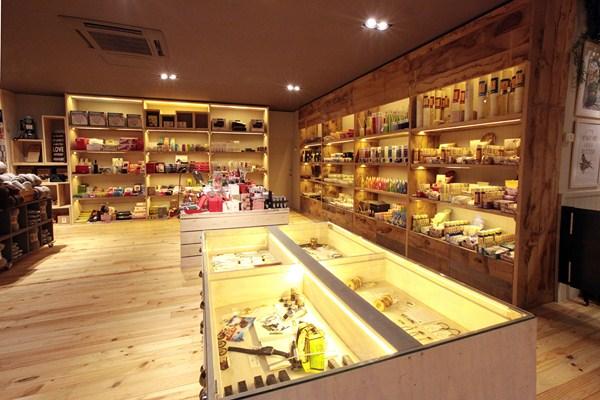 El nuevo concepto de tienda de natura en el centro for Cosas de casa decoracion catalogo