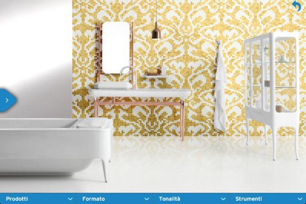 Bisazza Mosaico Miami images