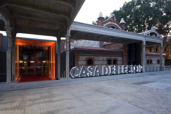 CASA DEL LECTOR
