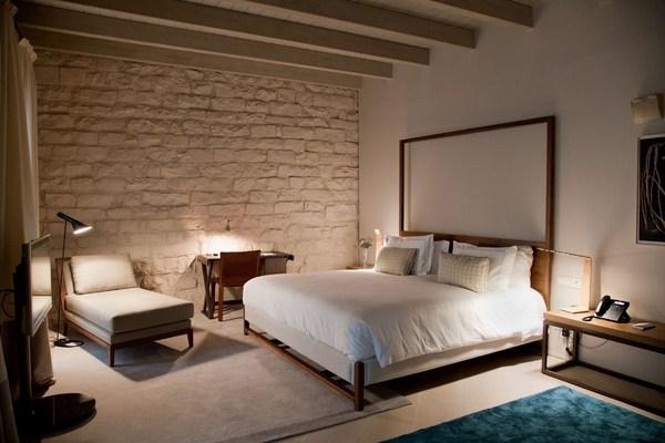 Mercer hotel barcelona arquitecto rafael moneo habitacion diariodesign