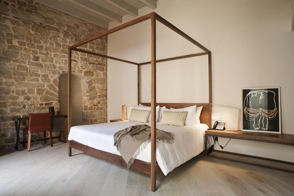 habitacion Mercer hotel barcelona arquitecto rafael moneo diariodesign
