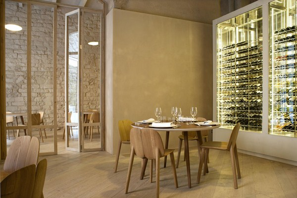restaurante mercerino Mercer hotel barcelona arquitecto rafael moneo diariodesign