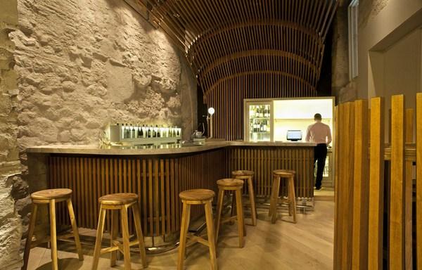 bar Mercer hotel barcelona arquitecto rafael moneo diariodesign