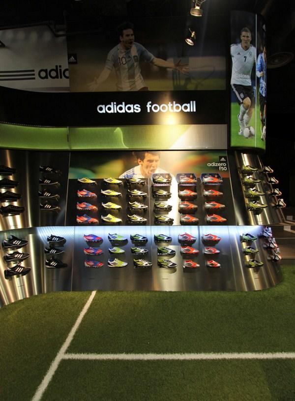 futbolmania en barcelona tienda deportes