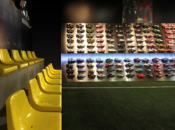 tienda futbolmania en barcelona