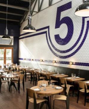 restaurante melbourne pasado industrial Shed 5 diariodesign
