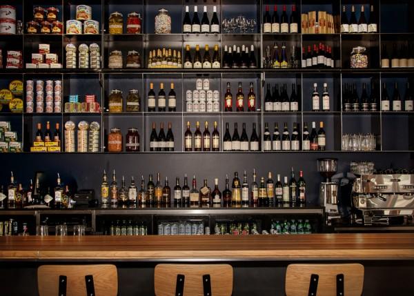 restaurante melbourne pasado industrial bar Shed 5 diariodesign