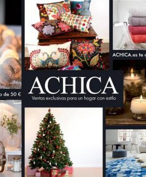 Tarjeta de regalo Navidad- ACHICA.es (Copiar)