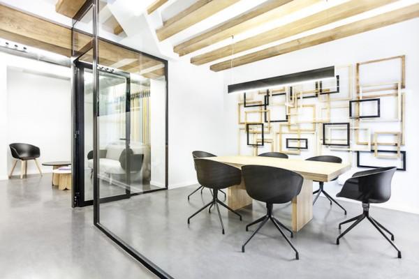 Verde lima Creativos: Despacho de Abogados con estilo